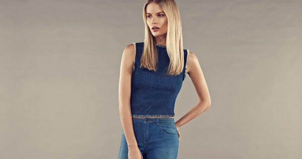 Forever 21 May Have Just Answered Every Denim Lover's Dreams