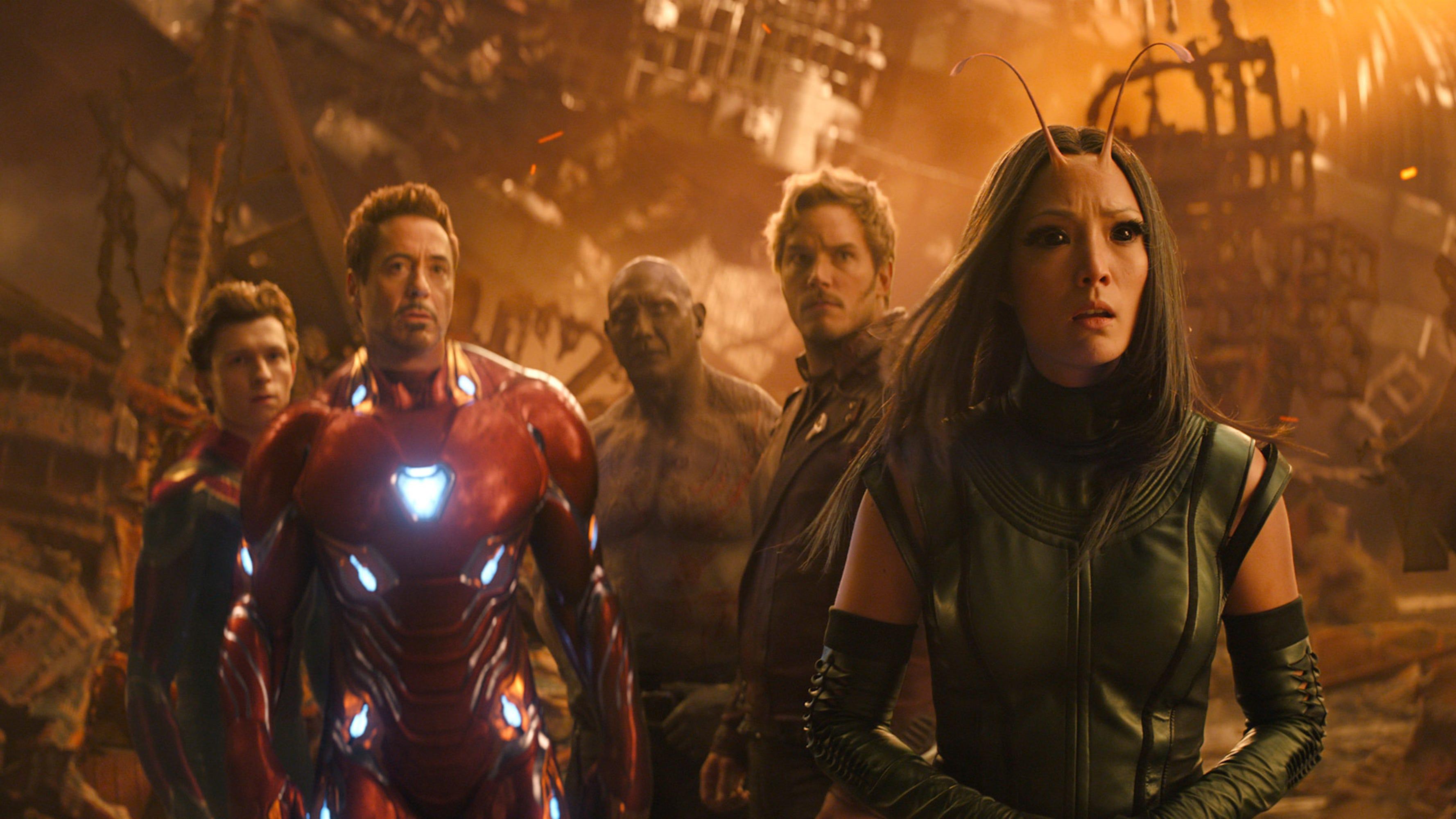 Znalezione obrazy dla zapytania avengers infinity war