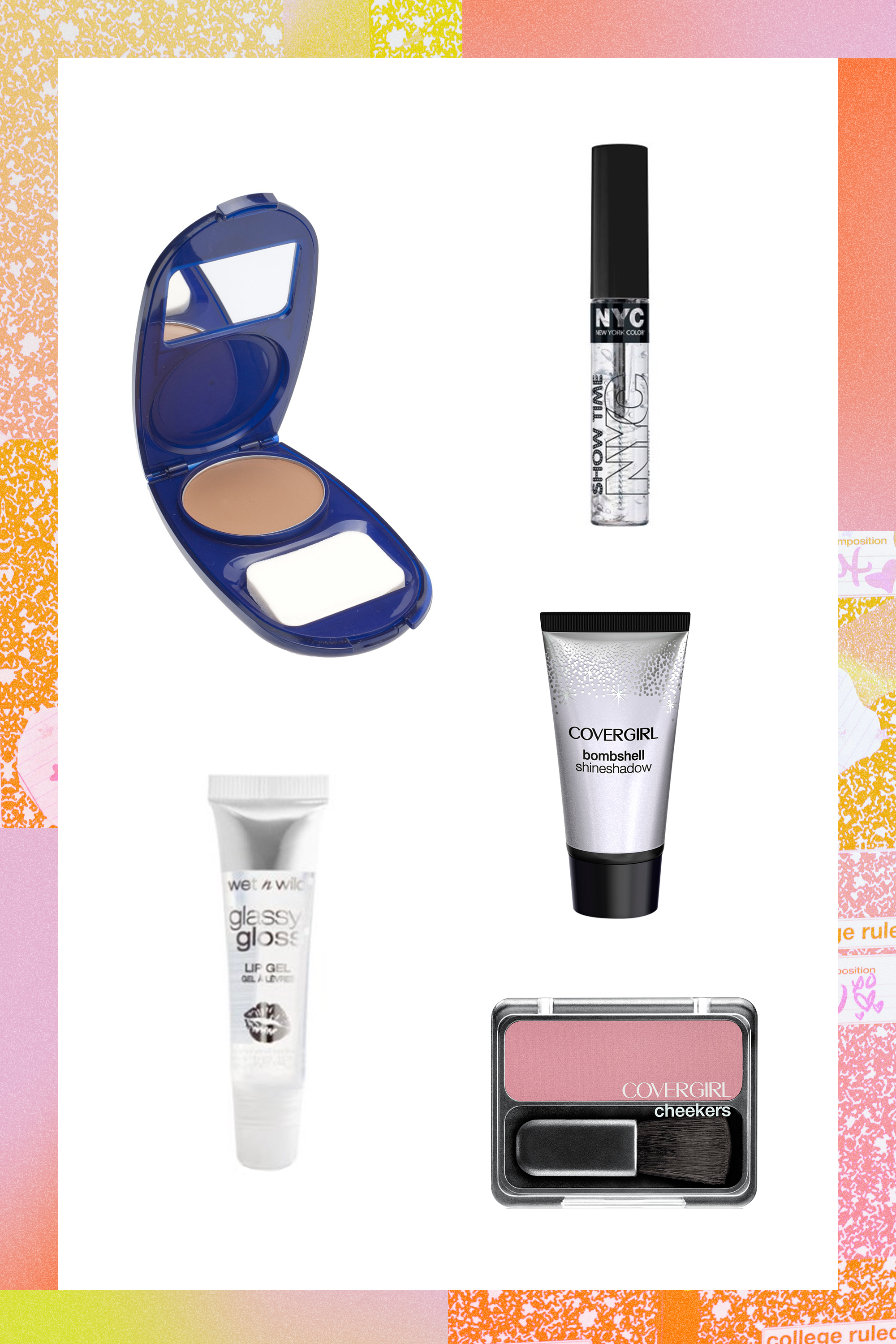 Middle School Makeup Looks Favorite Products