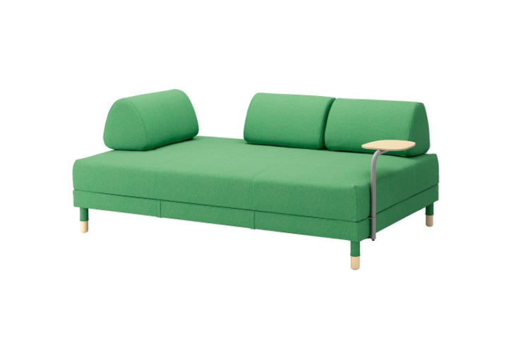 A Sofa Is A Typically A Big Piece, But To Target The Growing Millennial  Generation Sharing A Home With Roommates, Ikea Created This Compact Sleeper  Sofa.