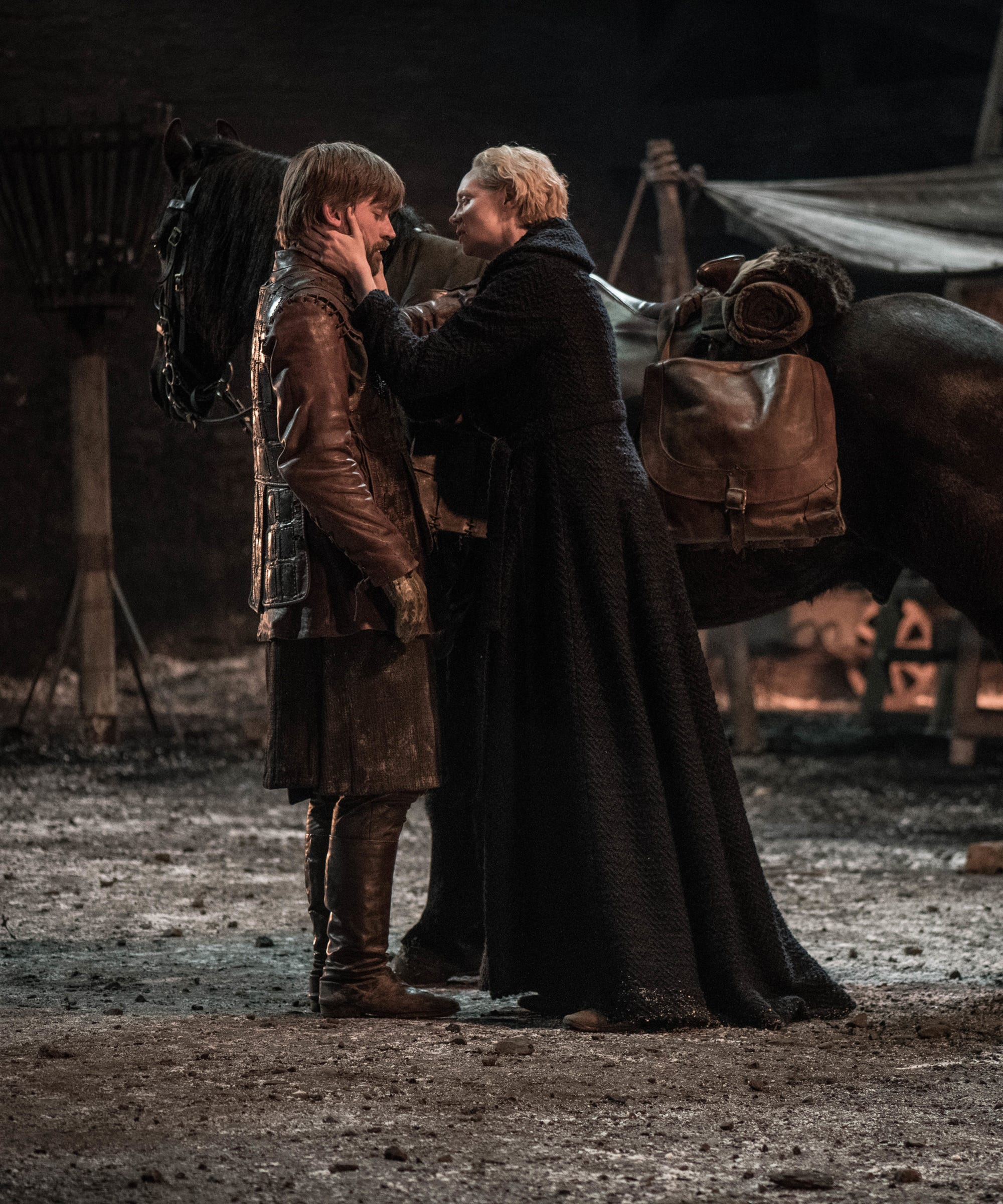 Brienne Is Going To Be In The Game Of Thrones Finale, Right?