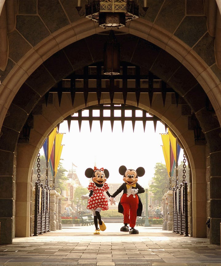 Disneyland talking mickey mouse character meet greet mickey mouse will now be able to talk to you at disney parks m4hsunfo