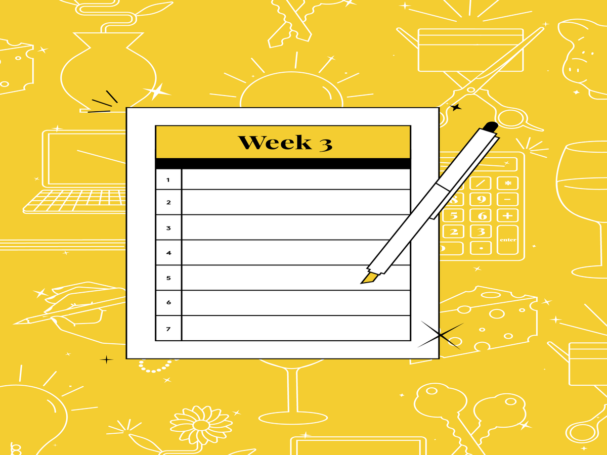 Check Out Week 3 Of The Money Diaries Savings Challenge & Save More Than $600