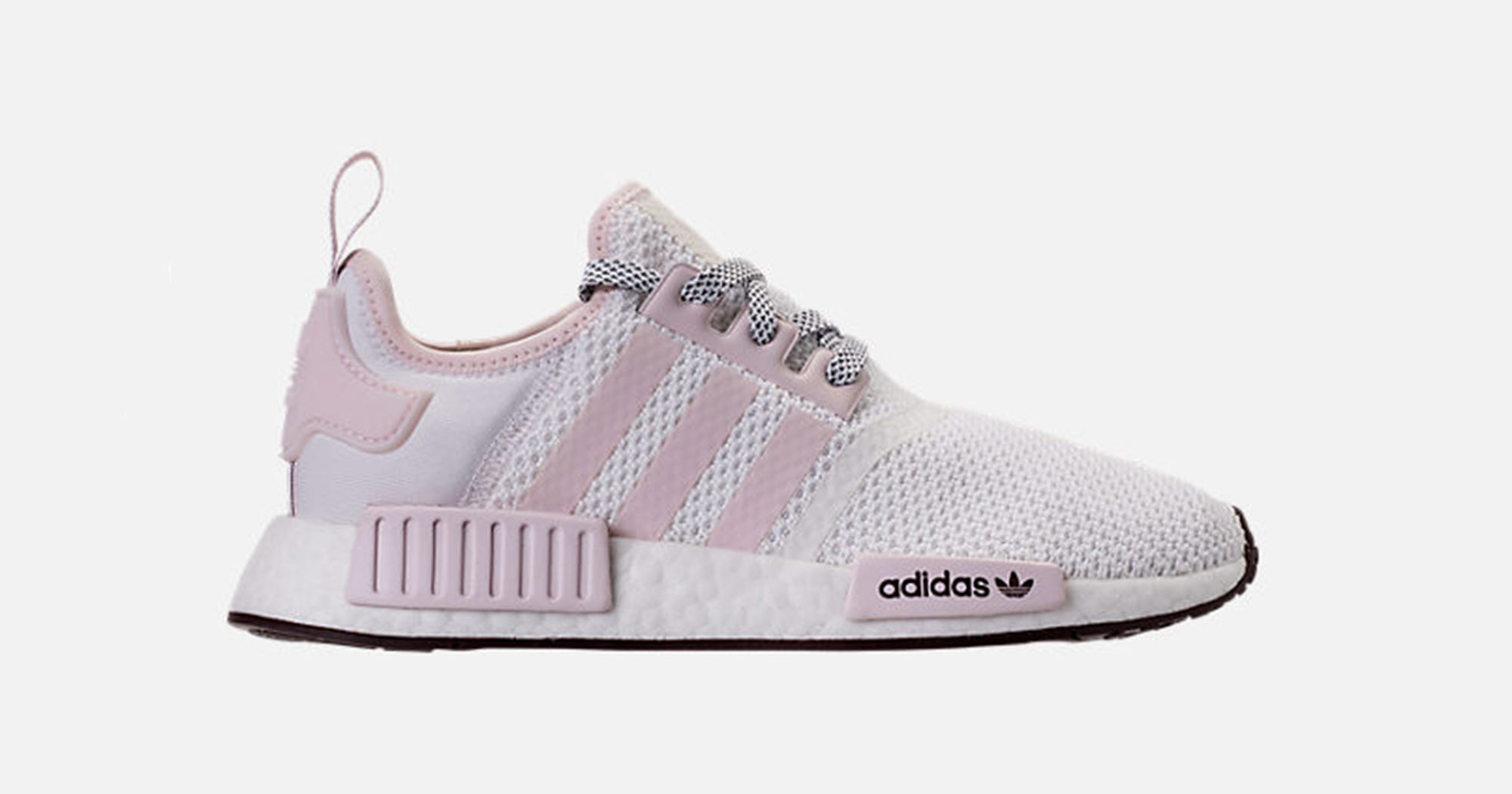 various colors 2a8c0 d4432 Pink Adidas Sneakers - Orchid Tint 2018 NMD