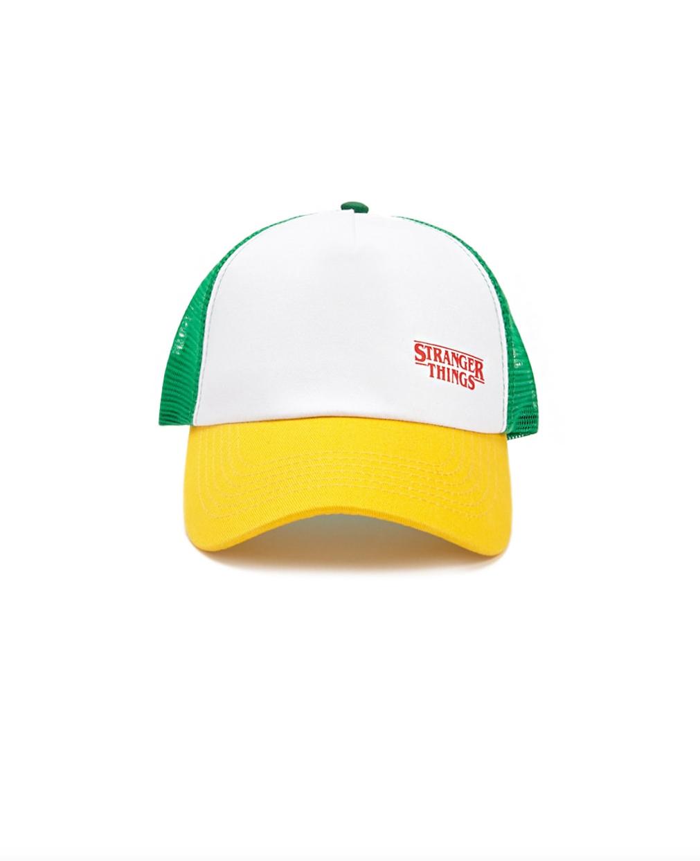 7e4b39142 Stranger Things Trucker Hat