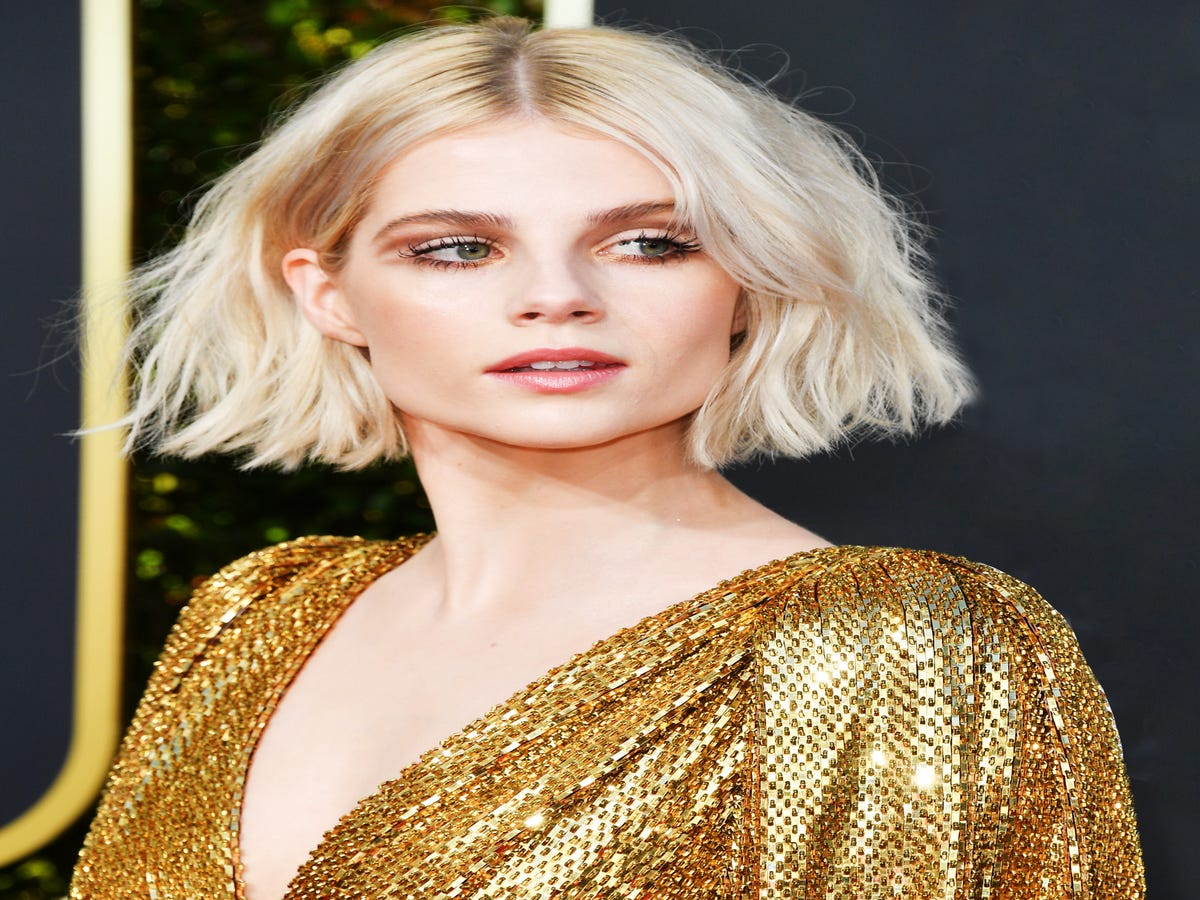 Lucy Boynton s Blunt Bob Is the Breakout Star Of 2019