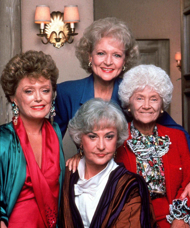 Weird Golden Girls Storylines Tv Show