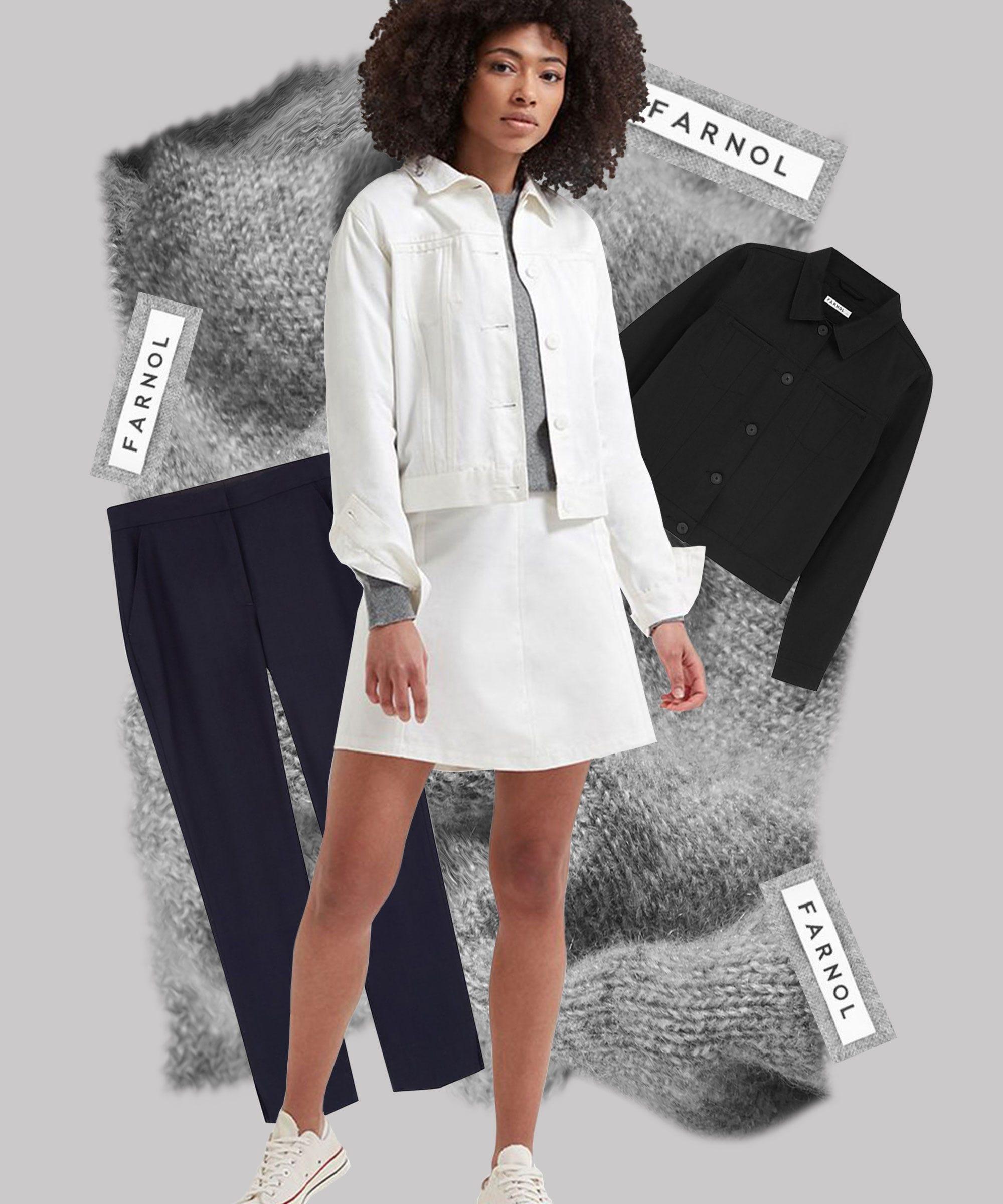 3b4d62d4 New Seasonless Slow Fashion Basics Brand Farnol