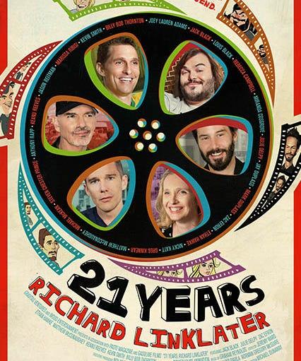 Richard Linklater Inspiration 21 Years Documentary