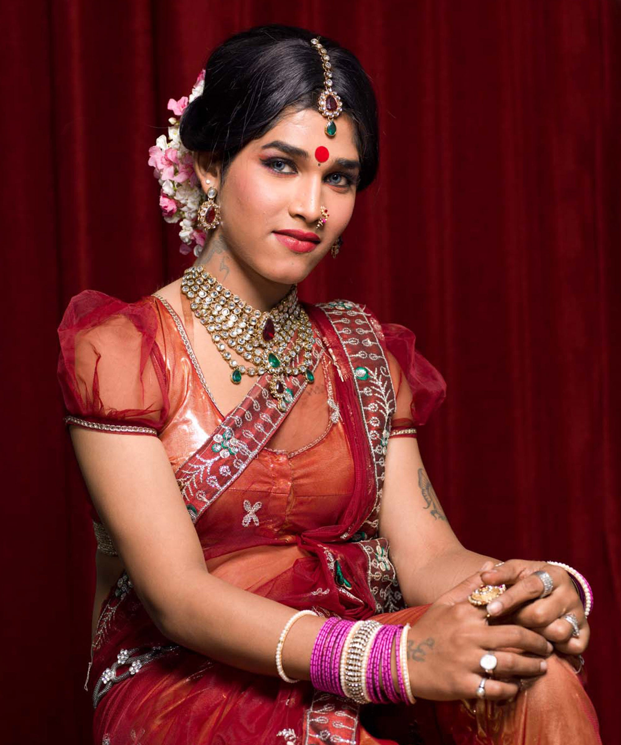 third gender hijras in photos