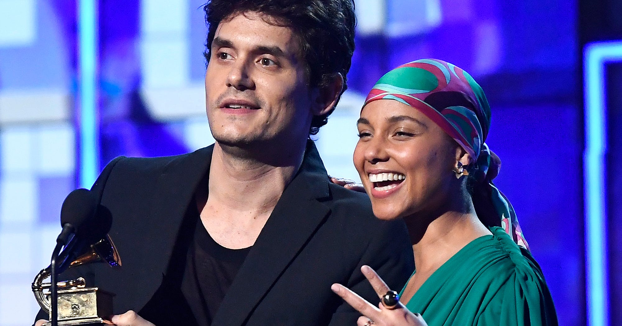 Somehow, John Mayer Gave Us The Sweetest Moment Of The Grammys
