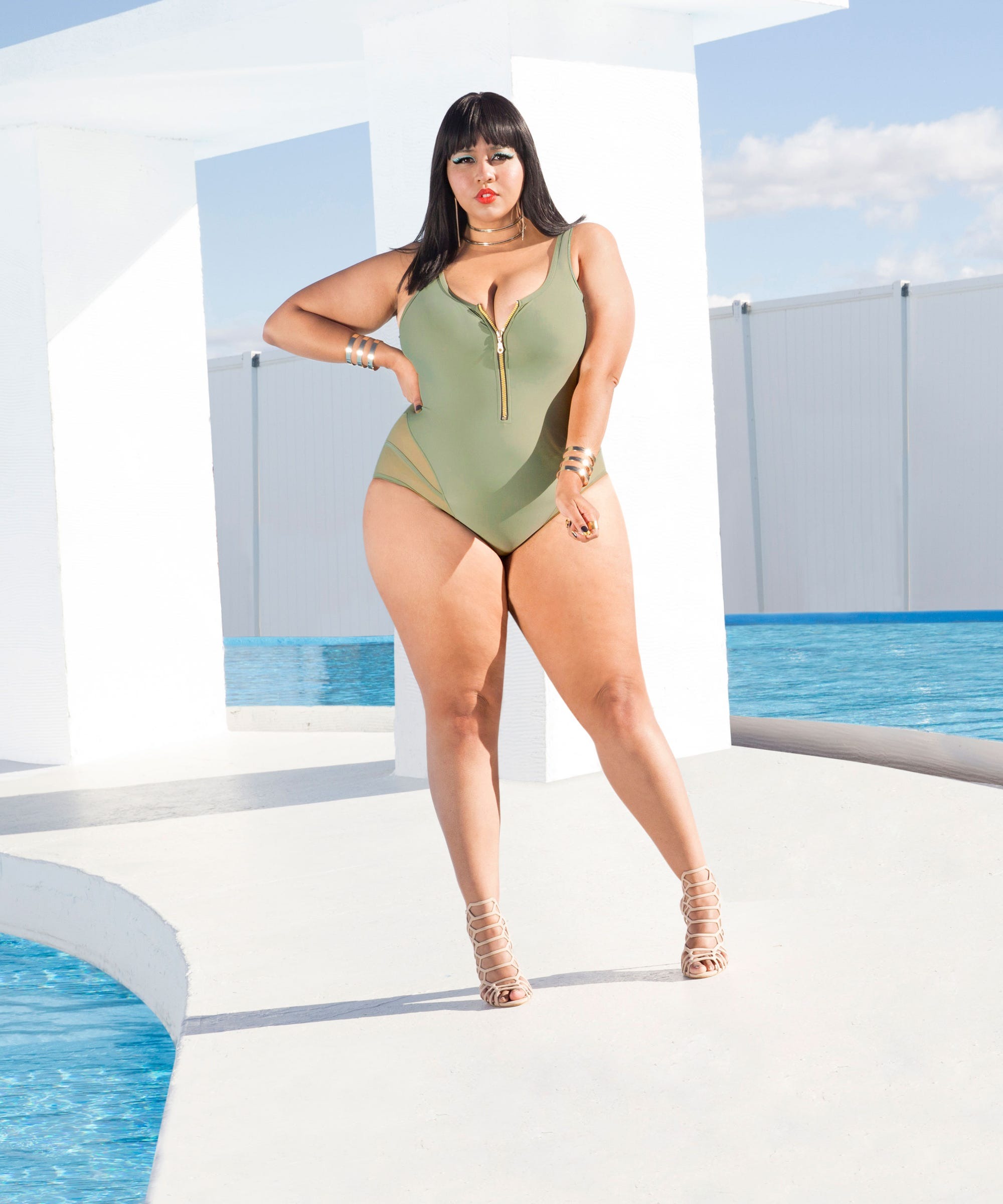 a9934440b97 Gabi Fresh s Latest Swimwear Collection Will Have You Planning A Vacation  ASAP