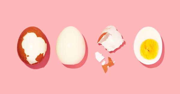 Level III: Wondrous, Hard-Boiled Eggs