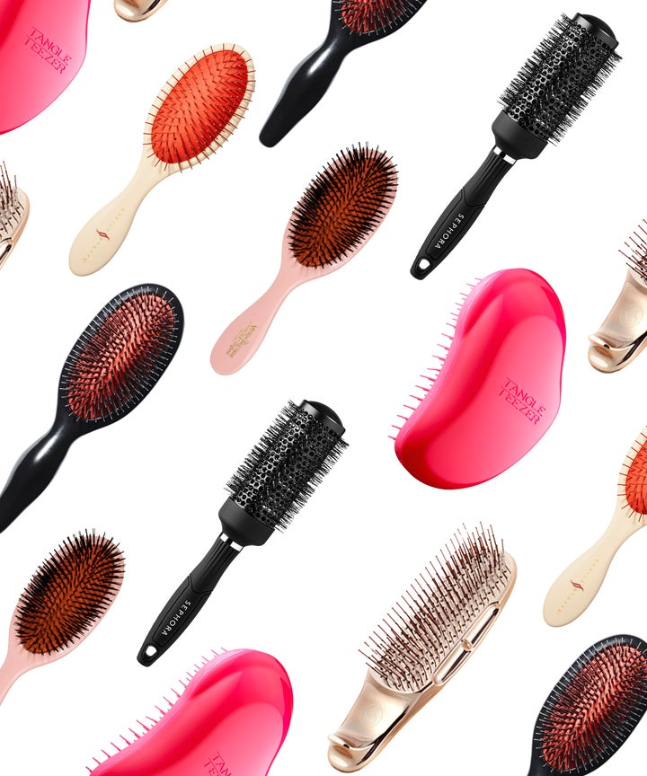 Best Hair Brush Hairbrushes By Hair Type