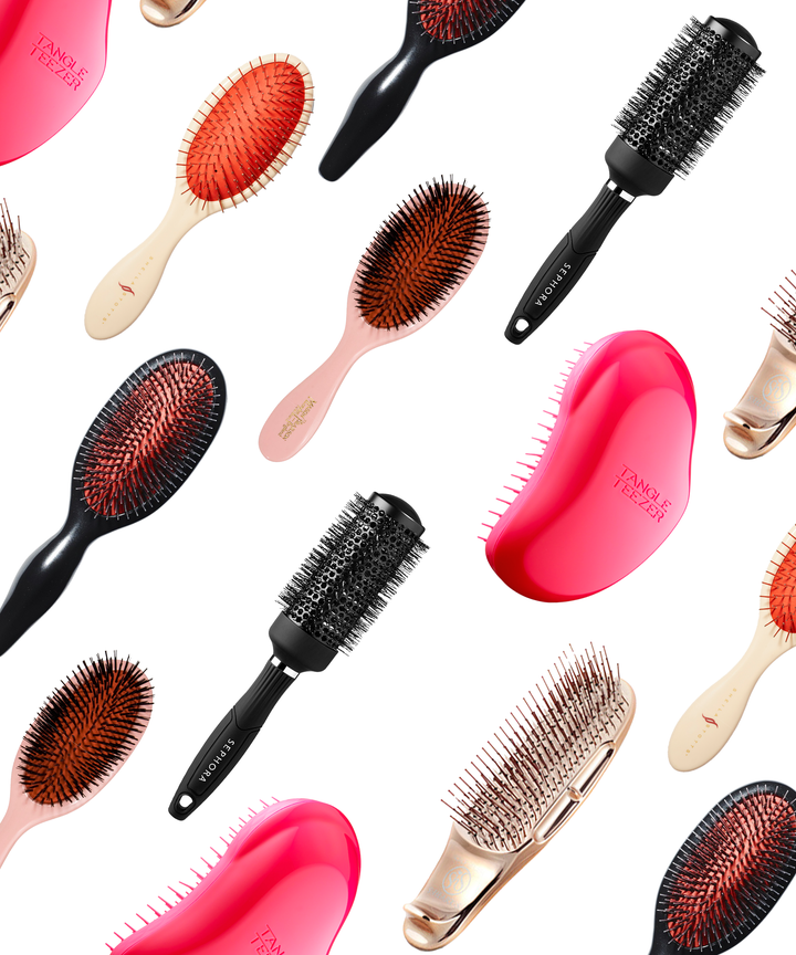 Best Hair Brush Hairbrushes By Hair Type