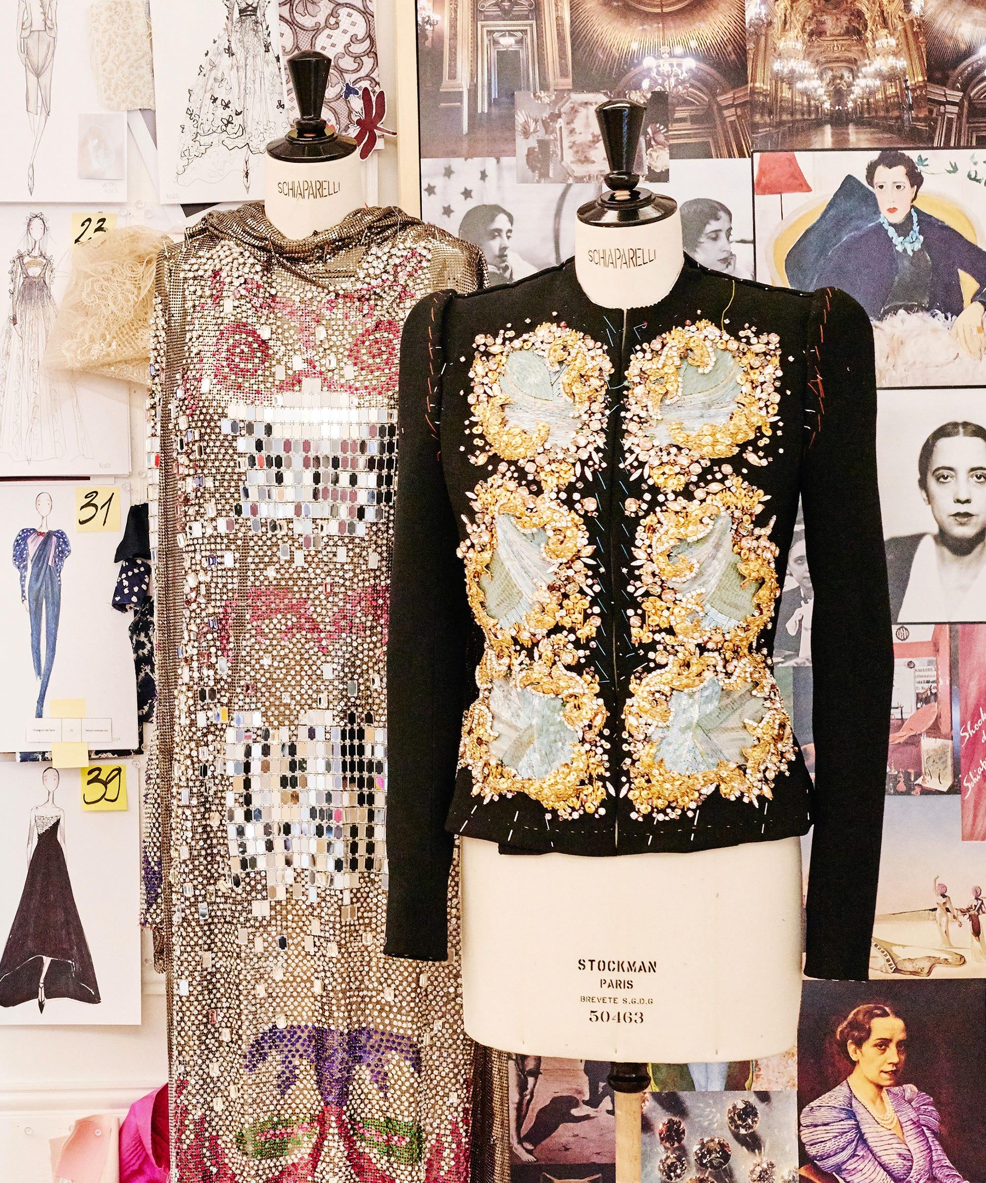Zu Besuch bei Schiaparelli: Paris & der Zauber der Haute Couture