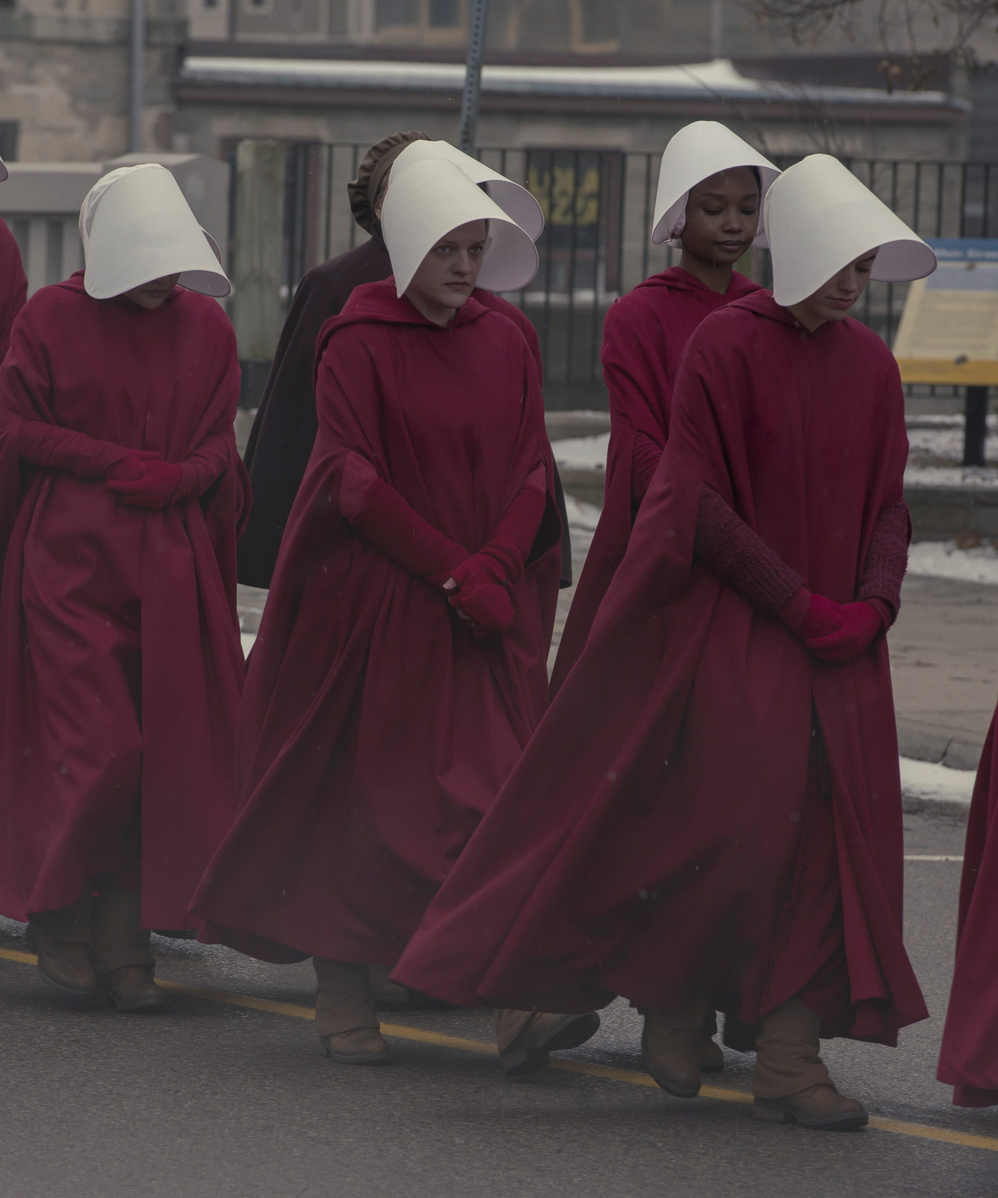 What's Actually Going On With Ofmatthew On Handmaid's Tale?