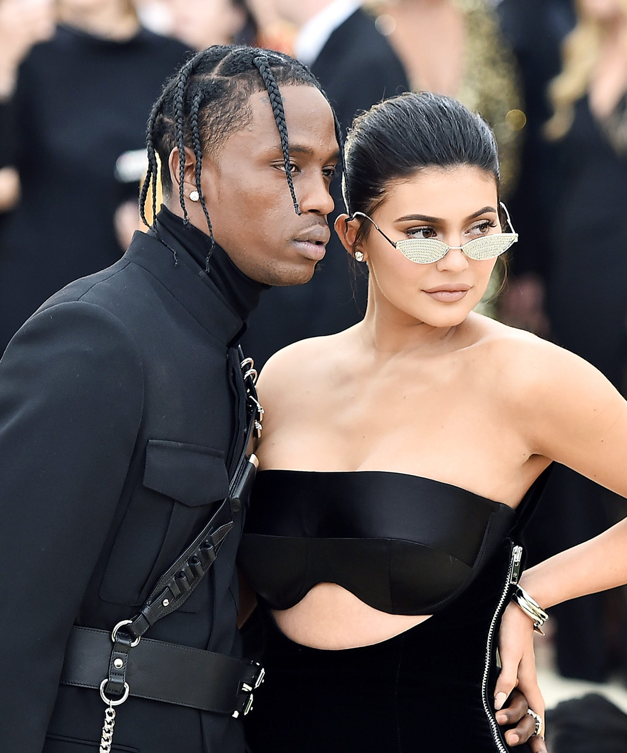 Travis Scott & Kylie Jenner Are Ready For The Iron Throne, Thank You Very Much