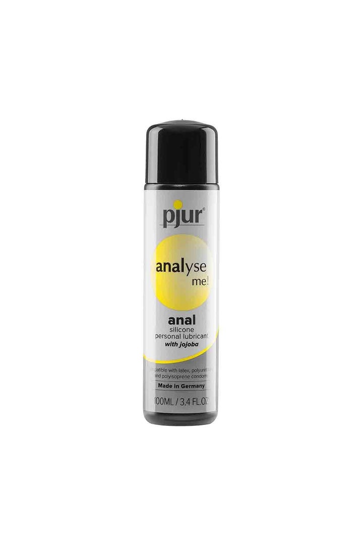 Anal Lube Advise