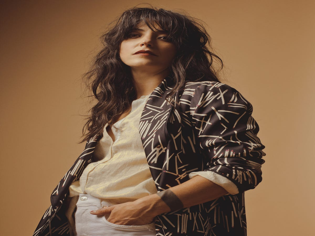 New Music To Know This Week: Sharon Van Etten, Lauren Jauregui & Some Serious Rock