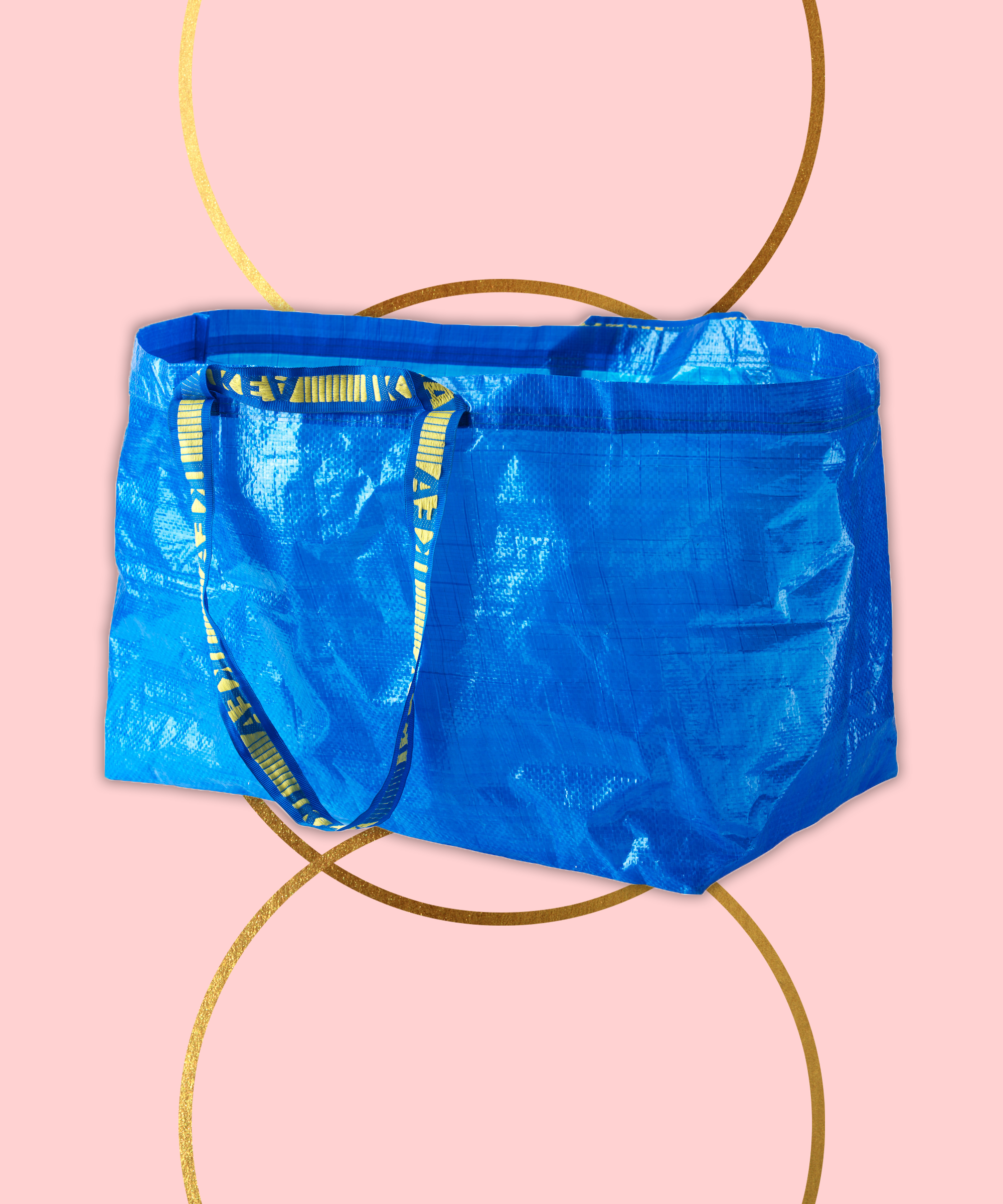 e3b19aa88 IKEA's Response To The $2,145 Version Of Its 99-Cent Bag Is Everything