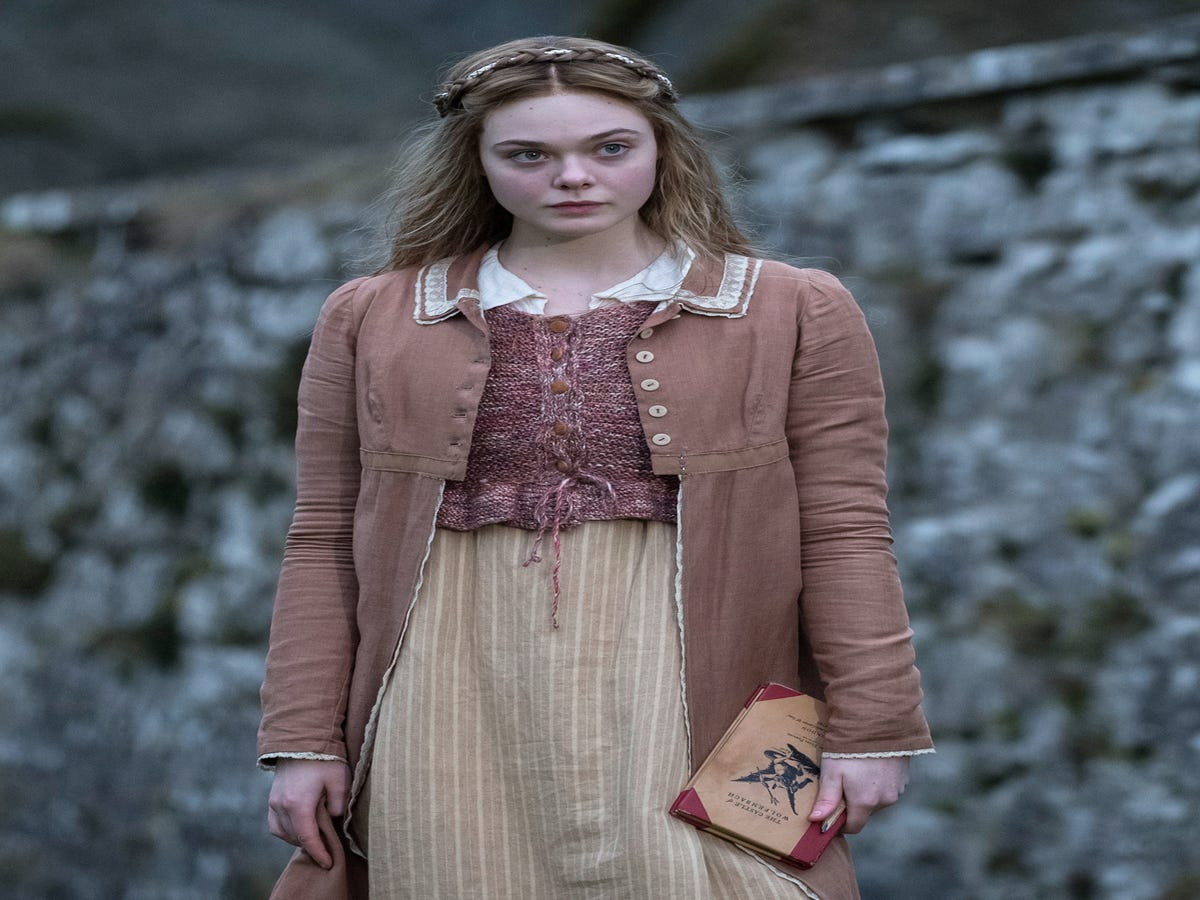 Was Mary Shelley A Feminist? A New Film About The Writer Says Yes