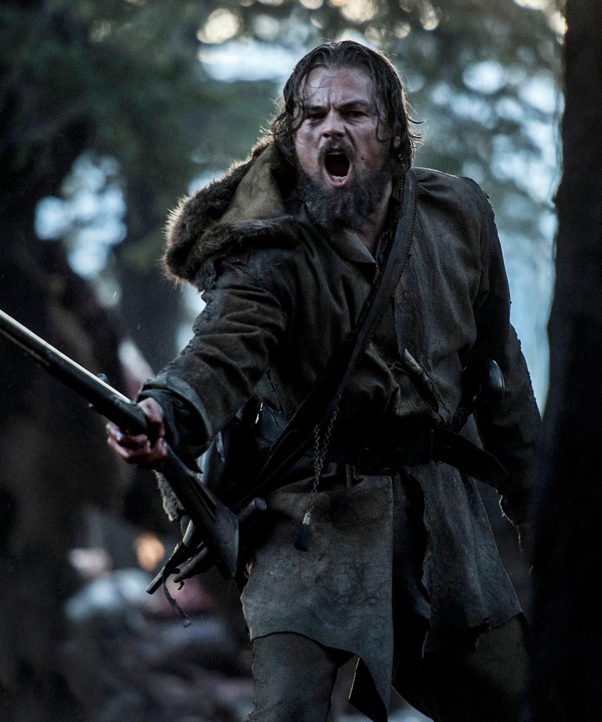 Oscar Nominated Revenant Leonardo DiCaprio Rape Scene