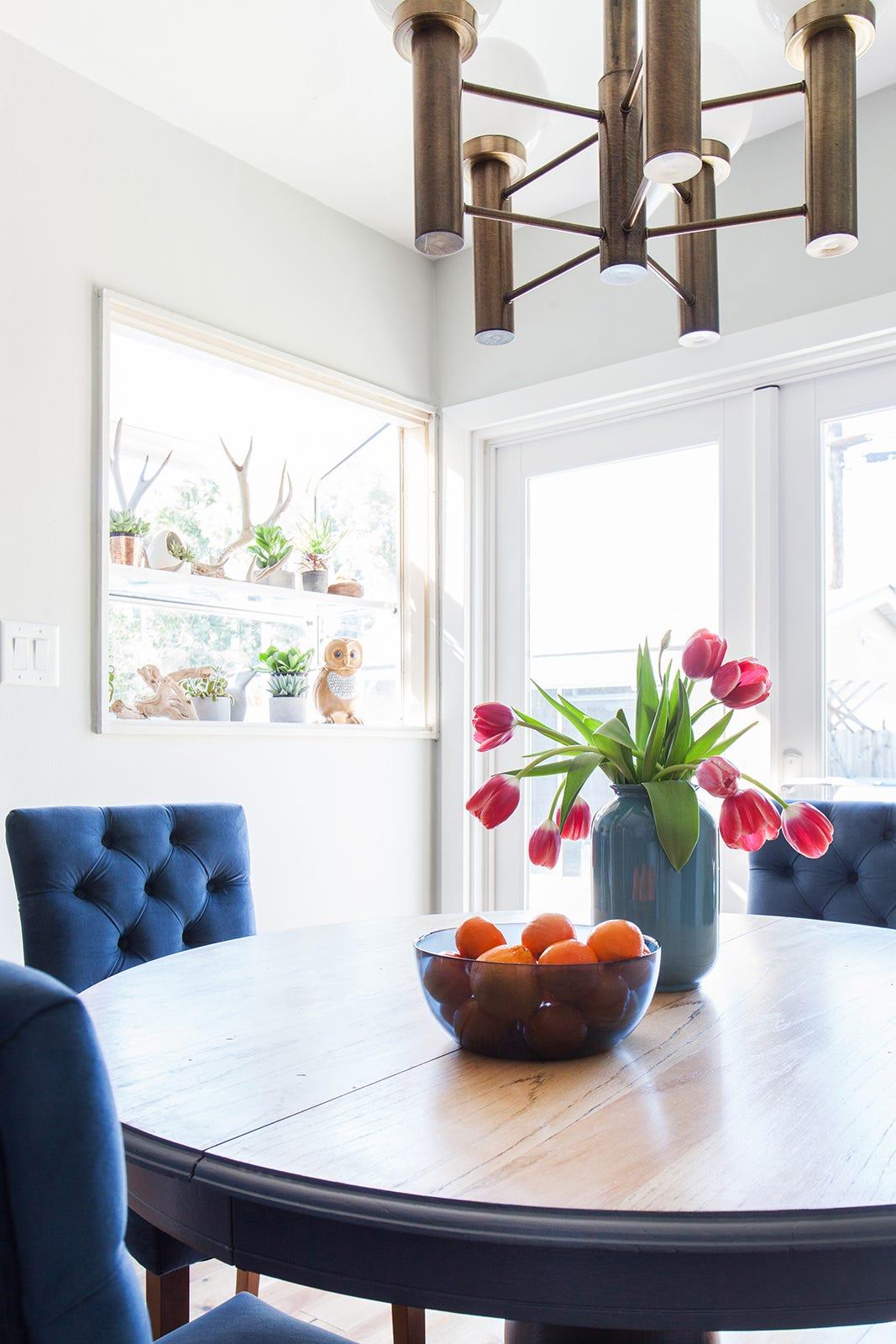 Cheap Living Room Makeover - Emily Henderson, Target