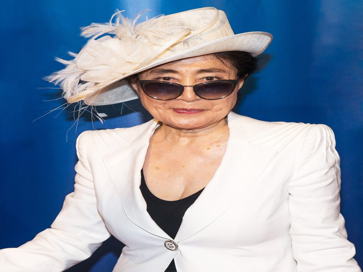 Yoko Ono Reimagines  Woman Power  & Female Liberation, 45 Years Later