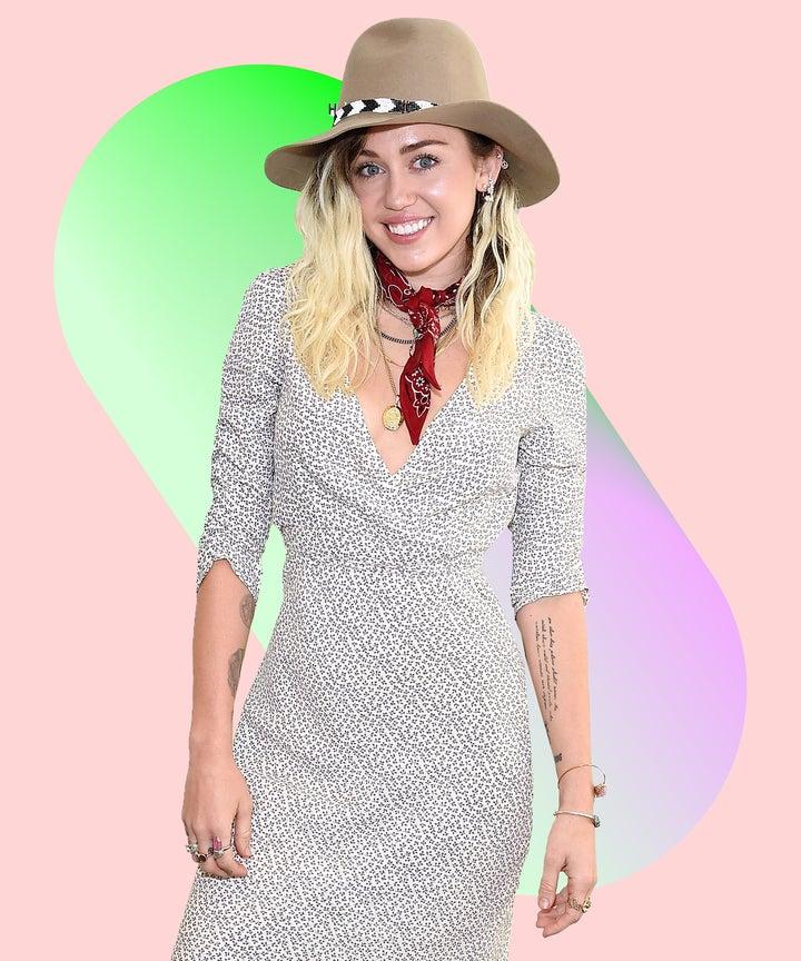 Miley Cyrus Dress