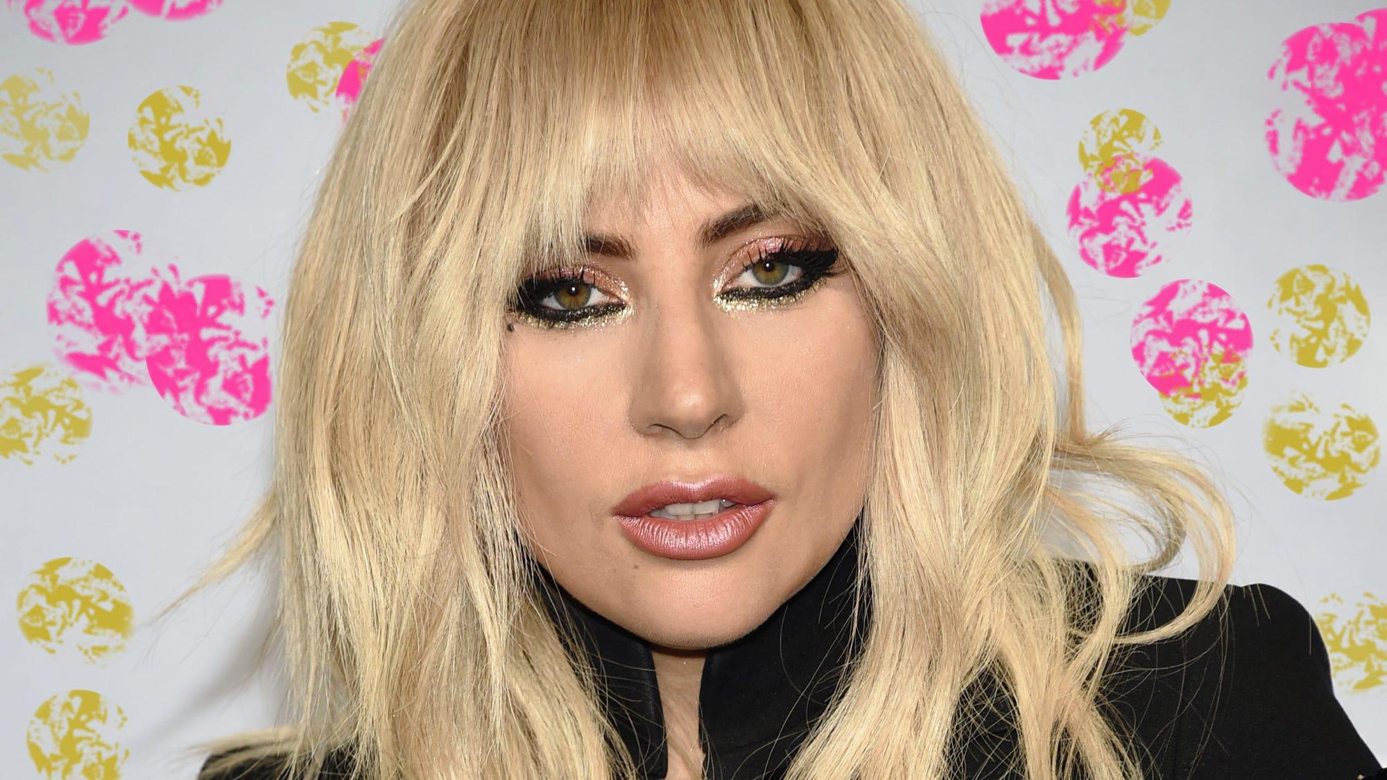 Lady gaga marilyn monroe blond hair instagram photos baditri Gallery