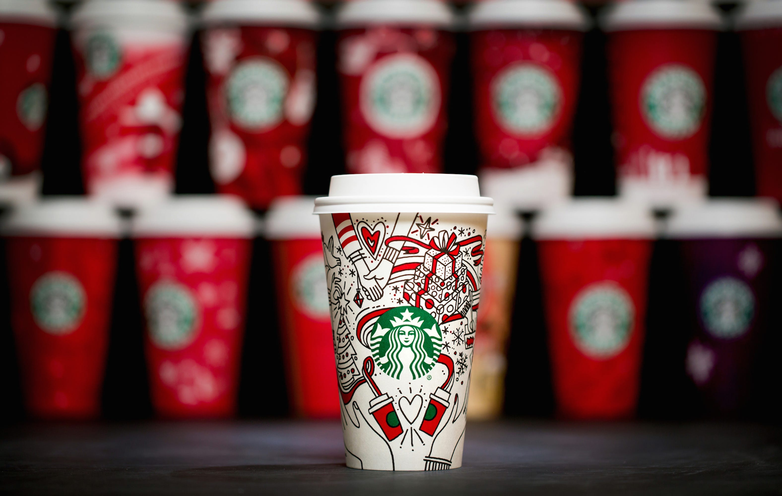 17 Changes Starbucks Made This Year