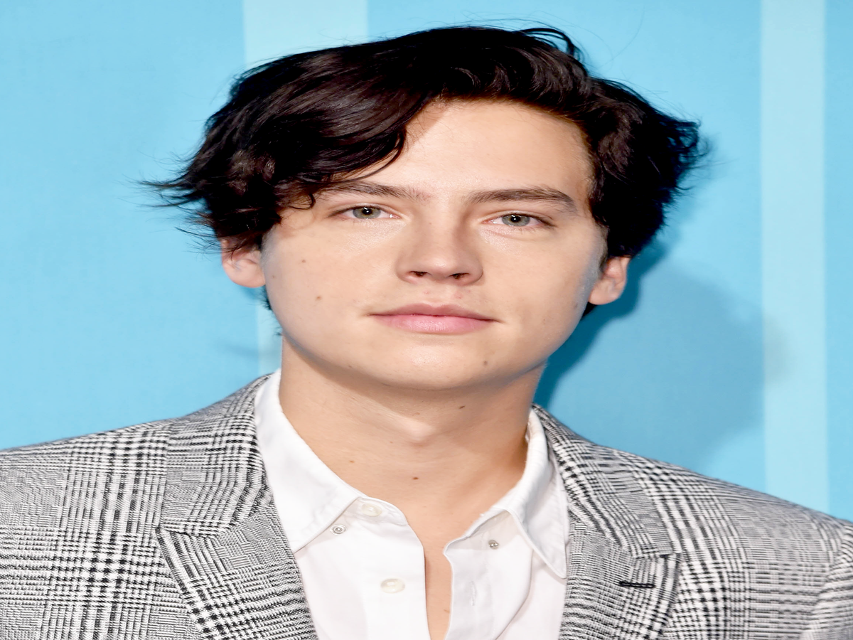 Cole Sprouse's Doppleganger Is An Unassuming Aunt