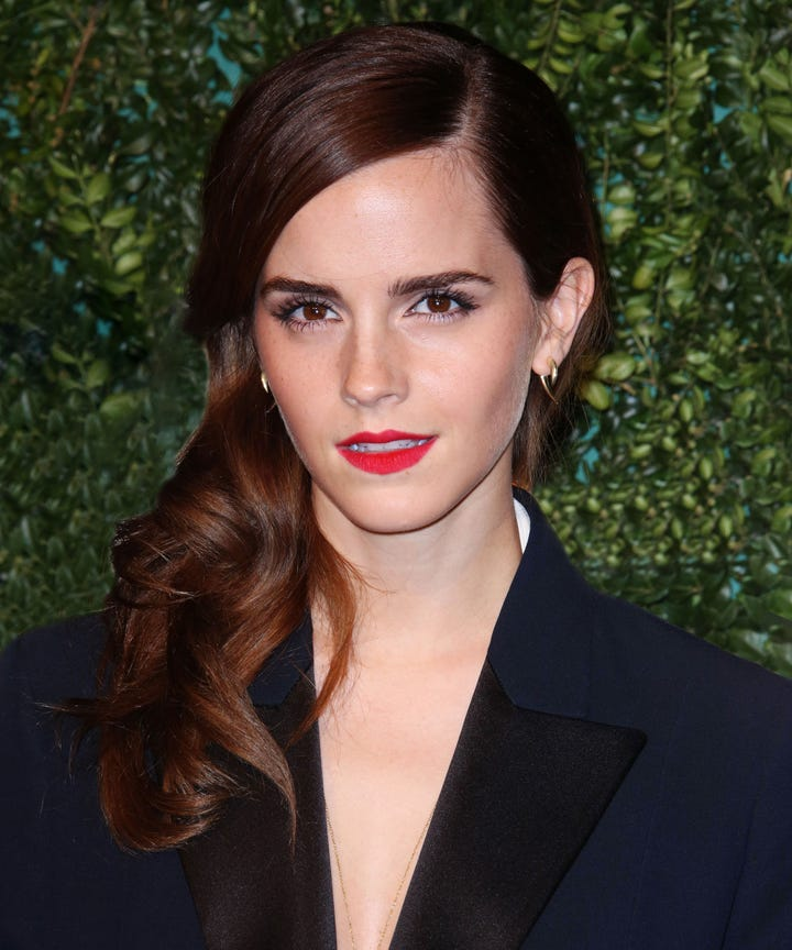 Emma Watson Natural Beauty Book