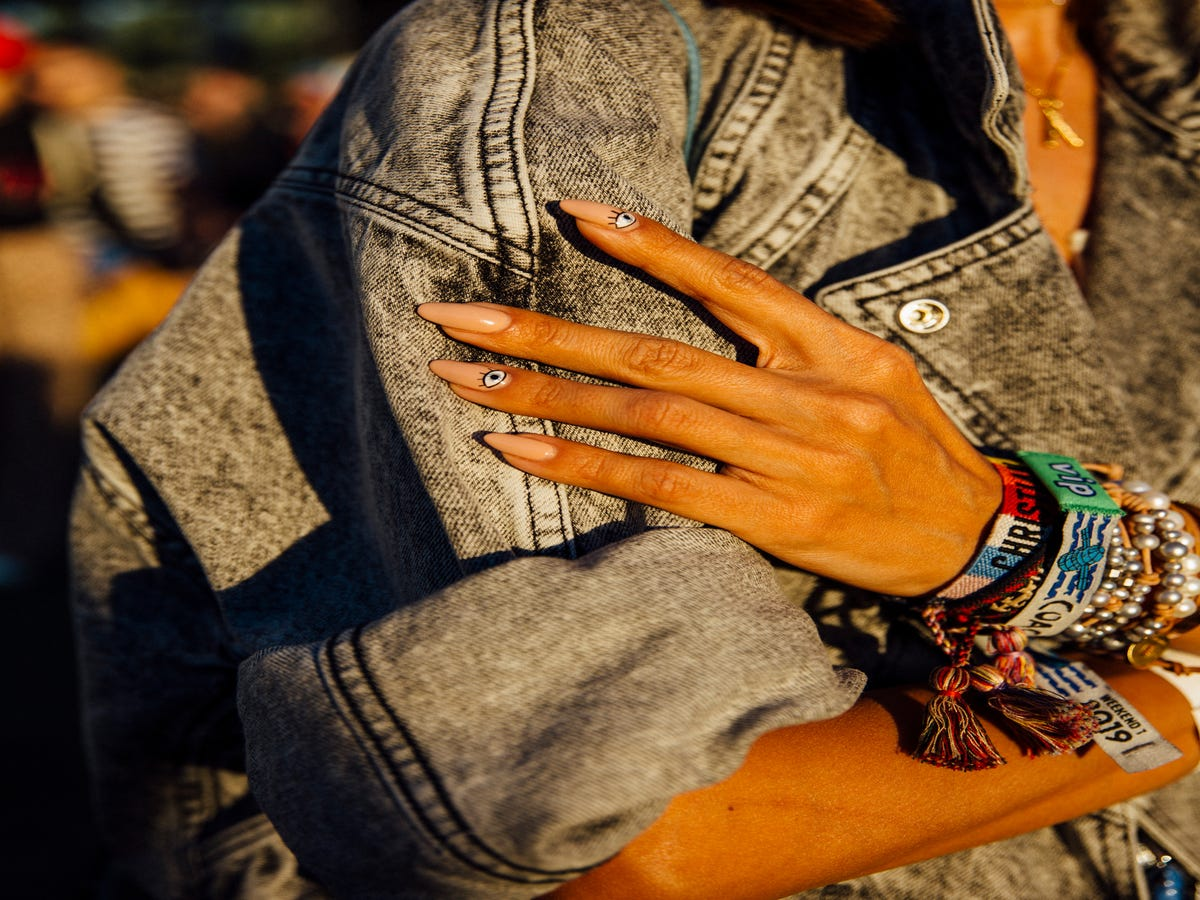 The Maximalist Manicure Is A Coachella Fashion Staple