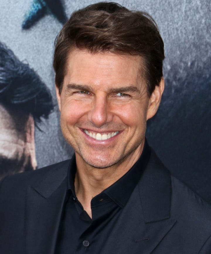 Tom Cruise Injury Set On Mission Impossible 6 Video