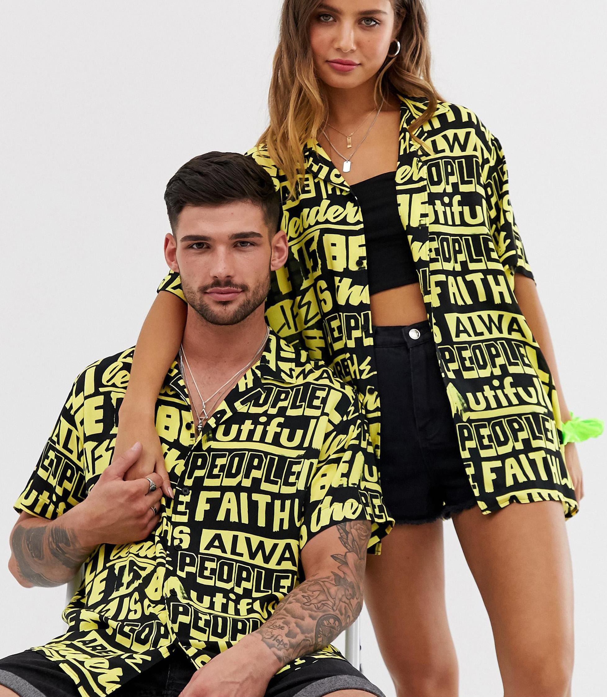ca2391721daf4 Shop ASOS X Life Is Beautiful Festival Collection 2019