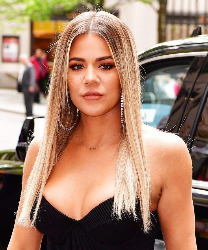 Khloe Kardashian Nine West Claire's Hoops Trend Shop