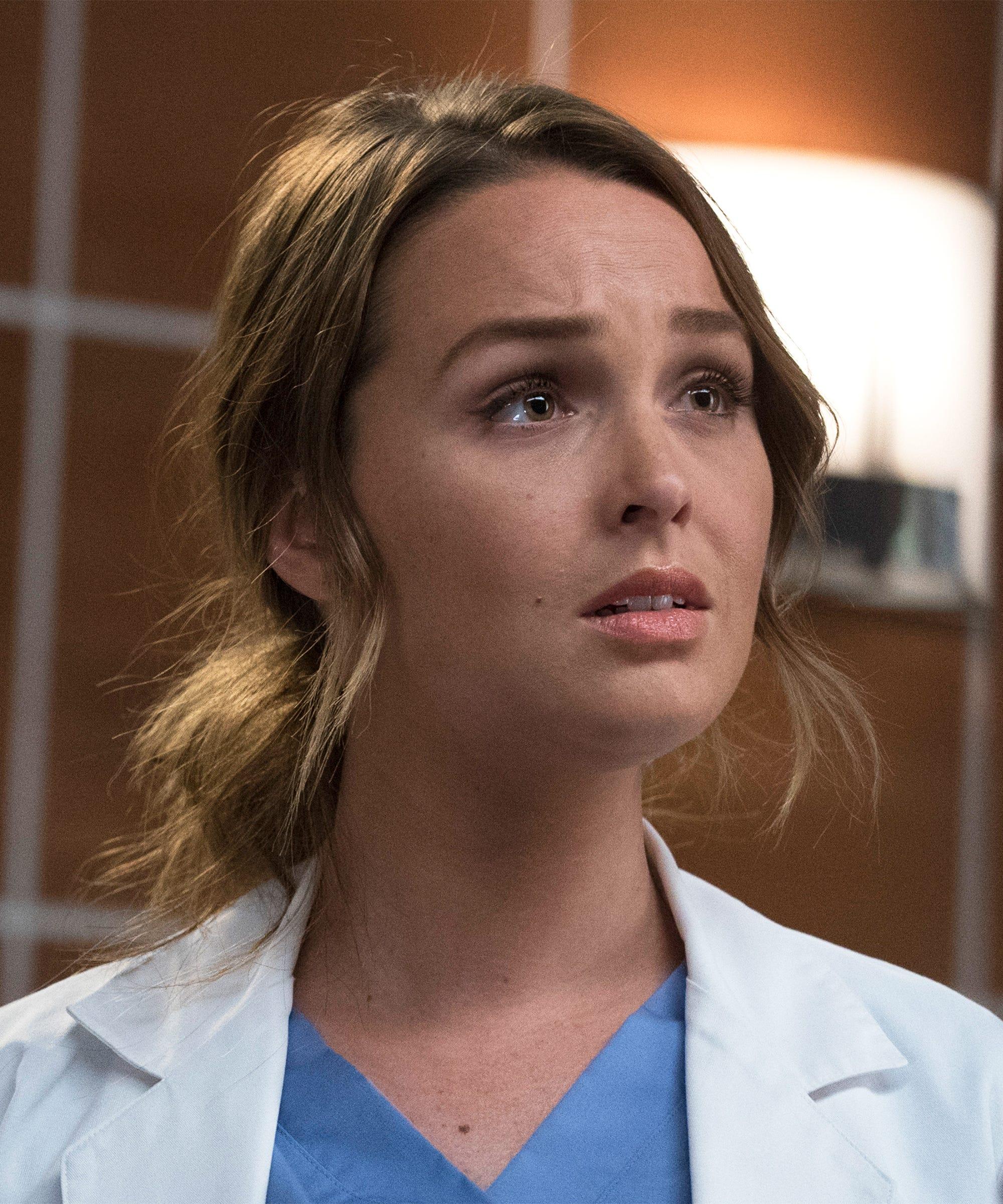 Greys Anatomy Jo Faces Abuser Season 14 Cliffhanger