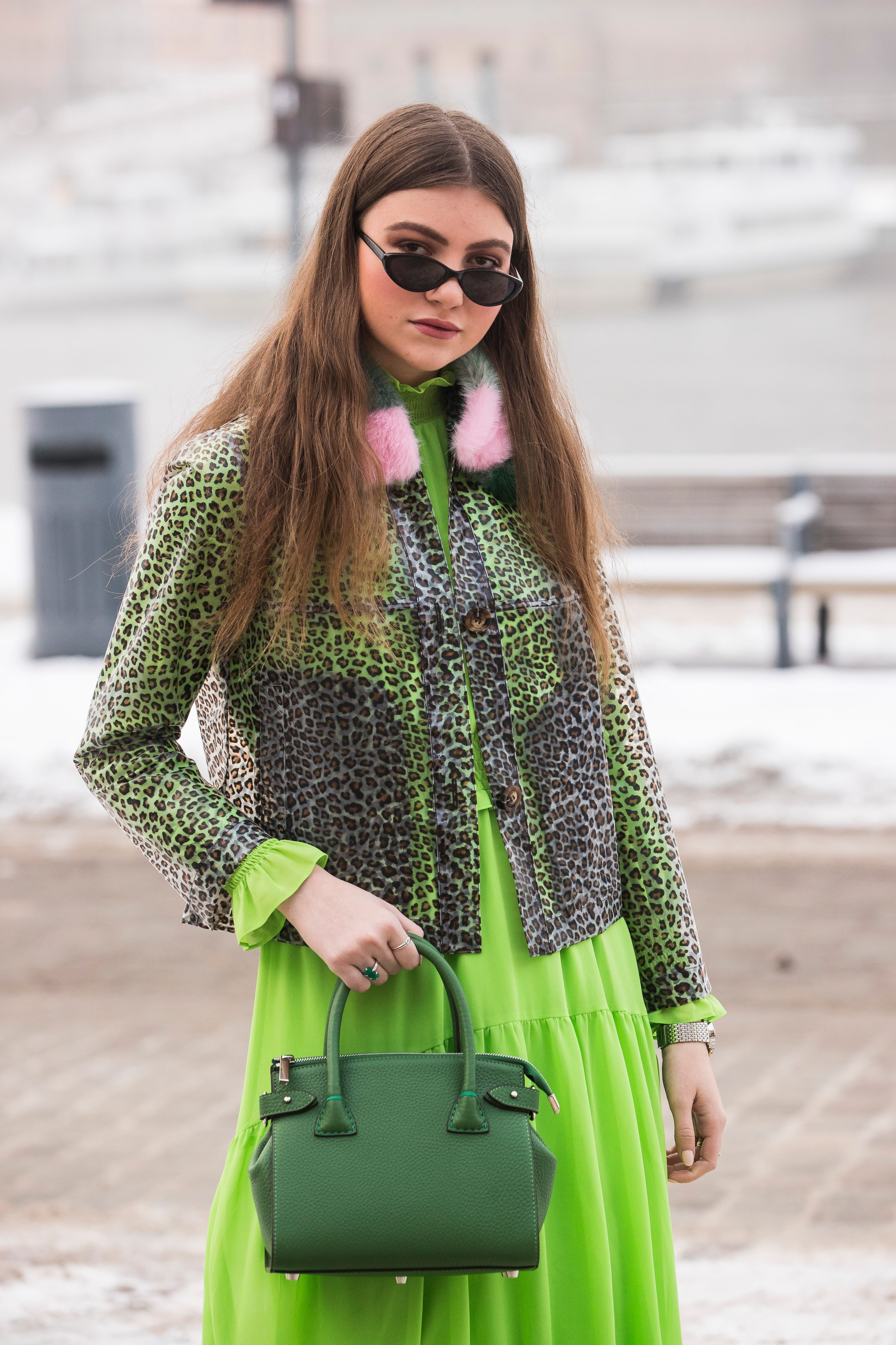 8b4e0bdee271 The Best Street Style At Stockholm Fashion Week AW18