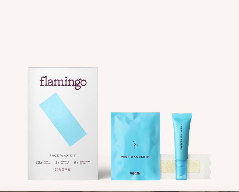 Face Wax Kit