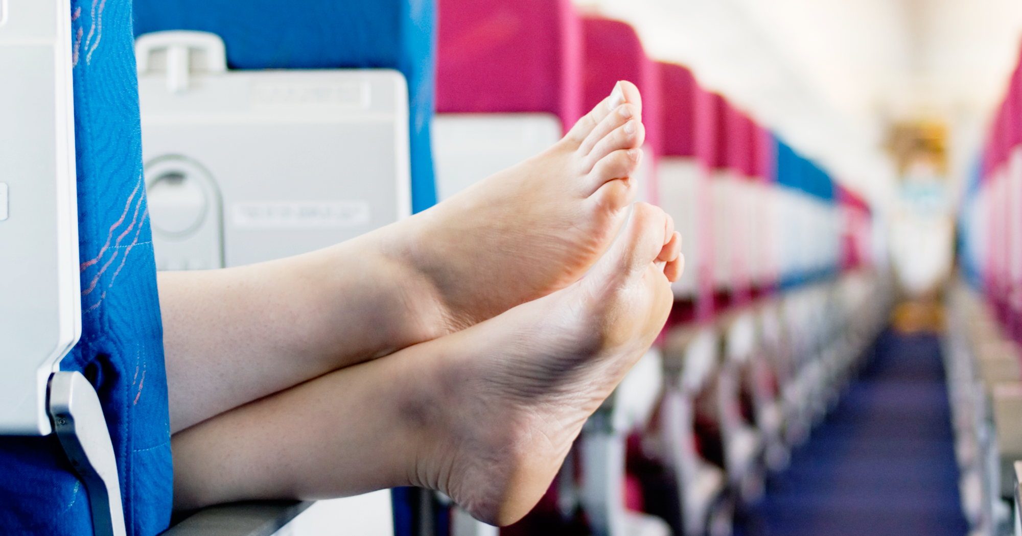 """What Does Dressing """"Appropriately"""" On A Plane Mean?"""