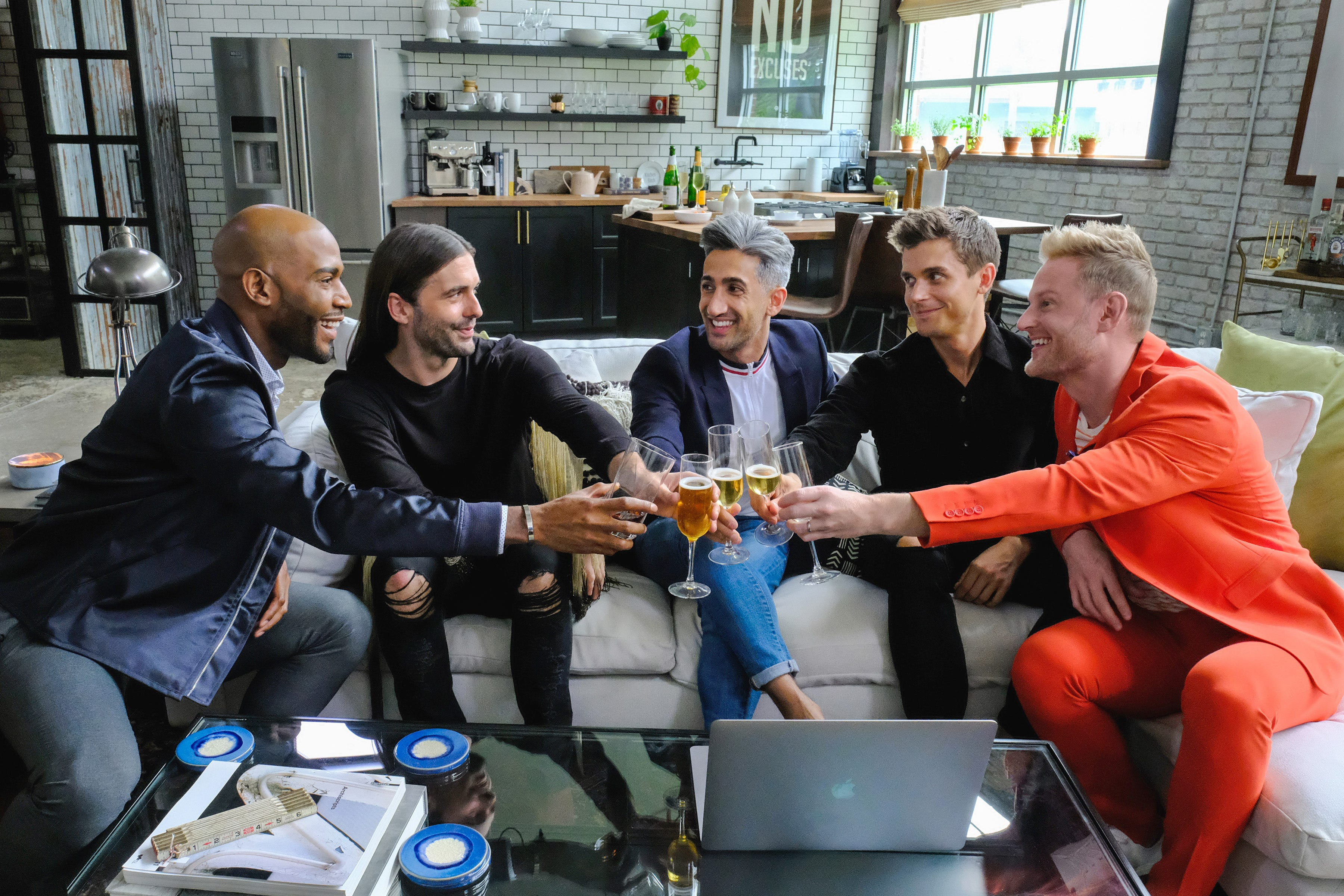 4 gay guys