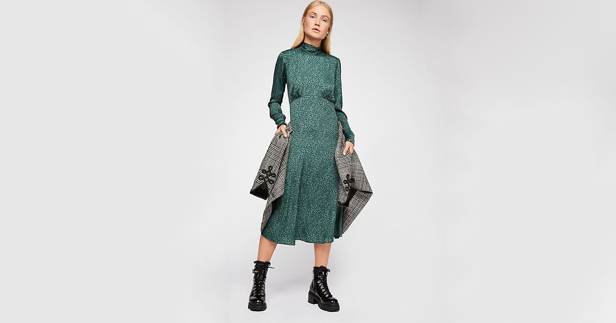 28ddd88c033 Cute Long Sleeve Midi Dresses From Casual To Formal