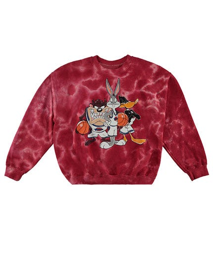 Space Jam Forever21 New Clothing Line Characters Merch