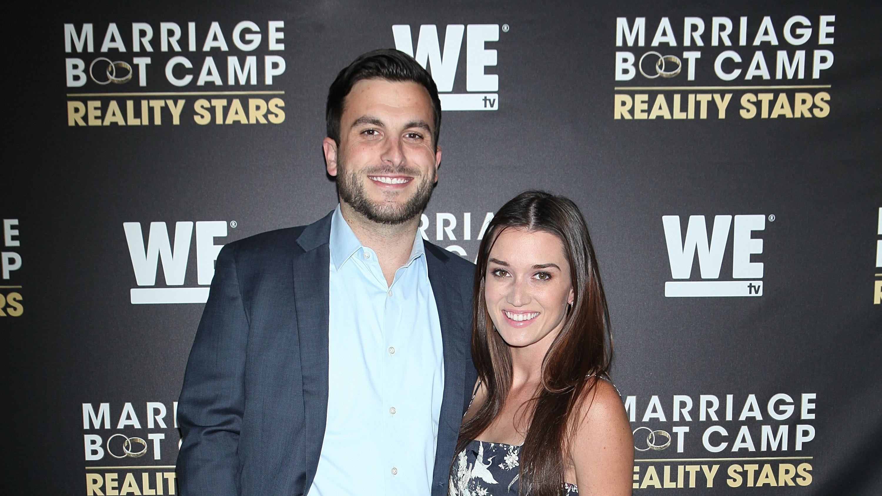 This Bachelor In Paradise Couple Got Seriously TMI On Marriage Boot Camp
