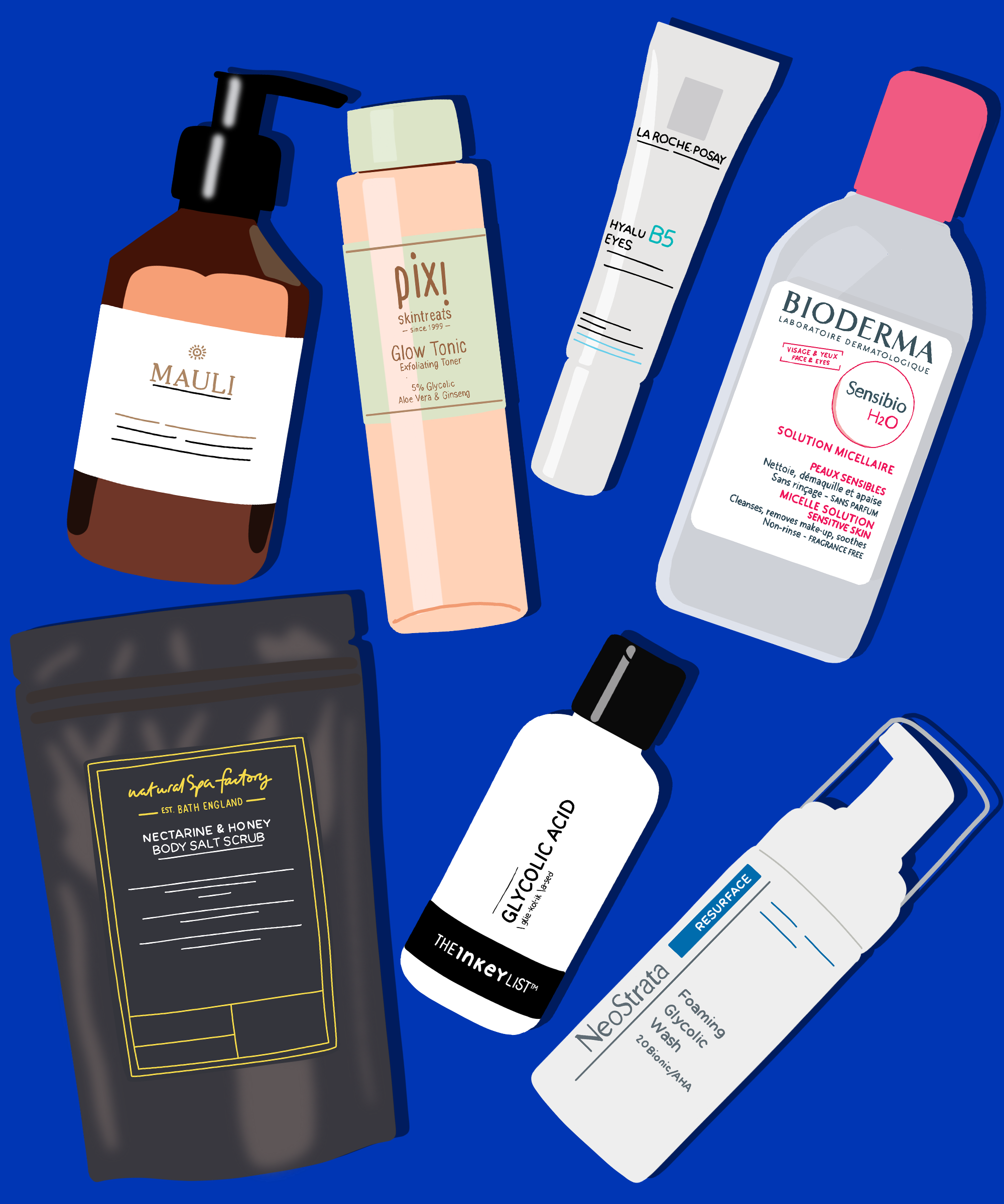 Refinery29's Bedtime Beauty Routines