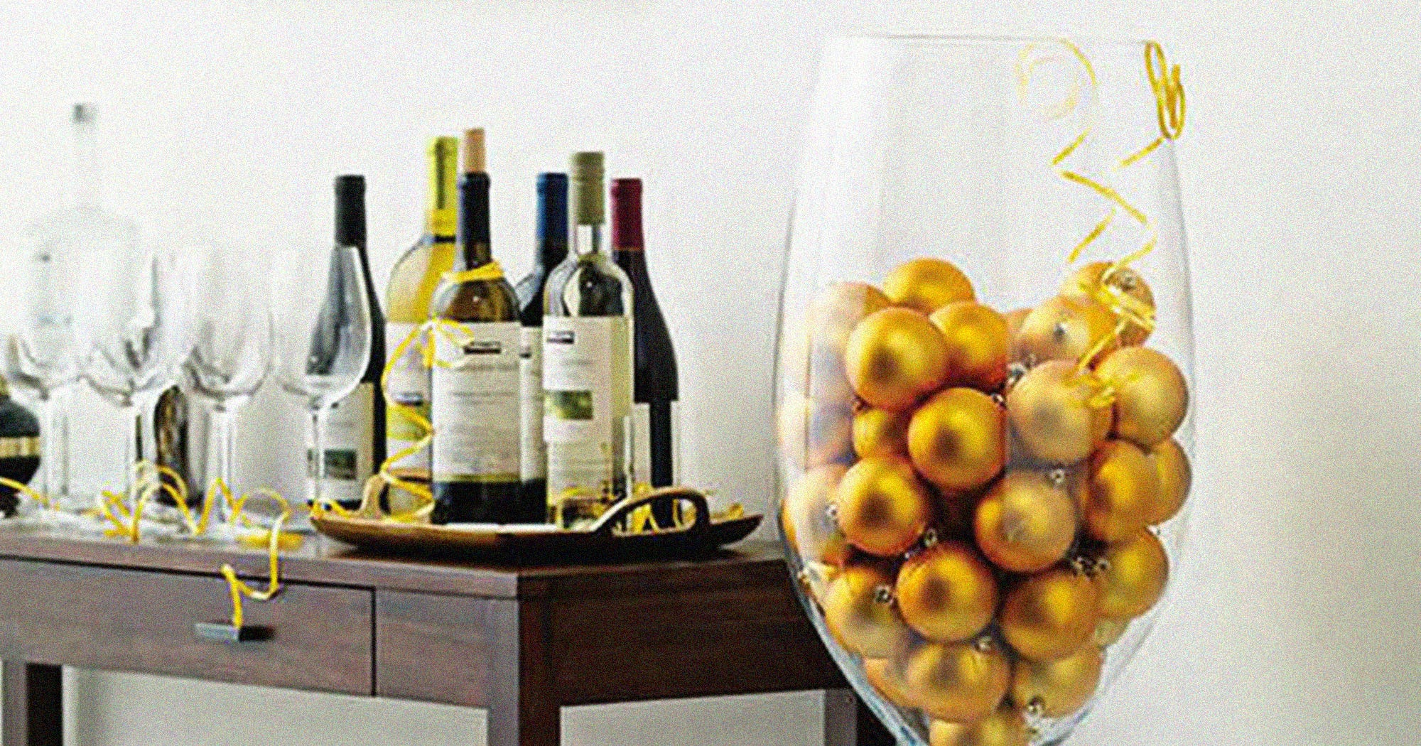 Is There A Rational Argument For Decorating Your Home With This Giant Wine Glass?