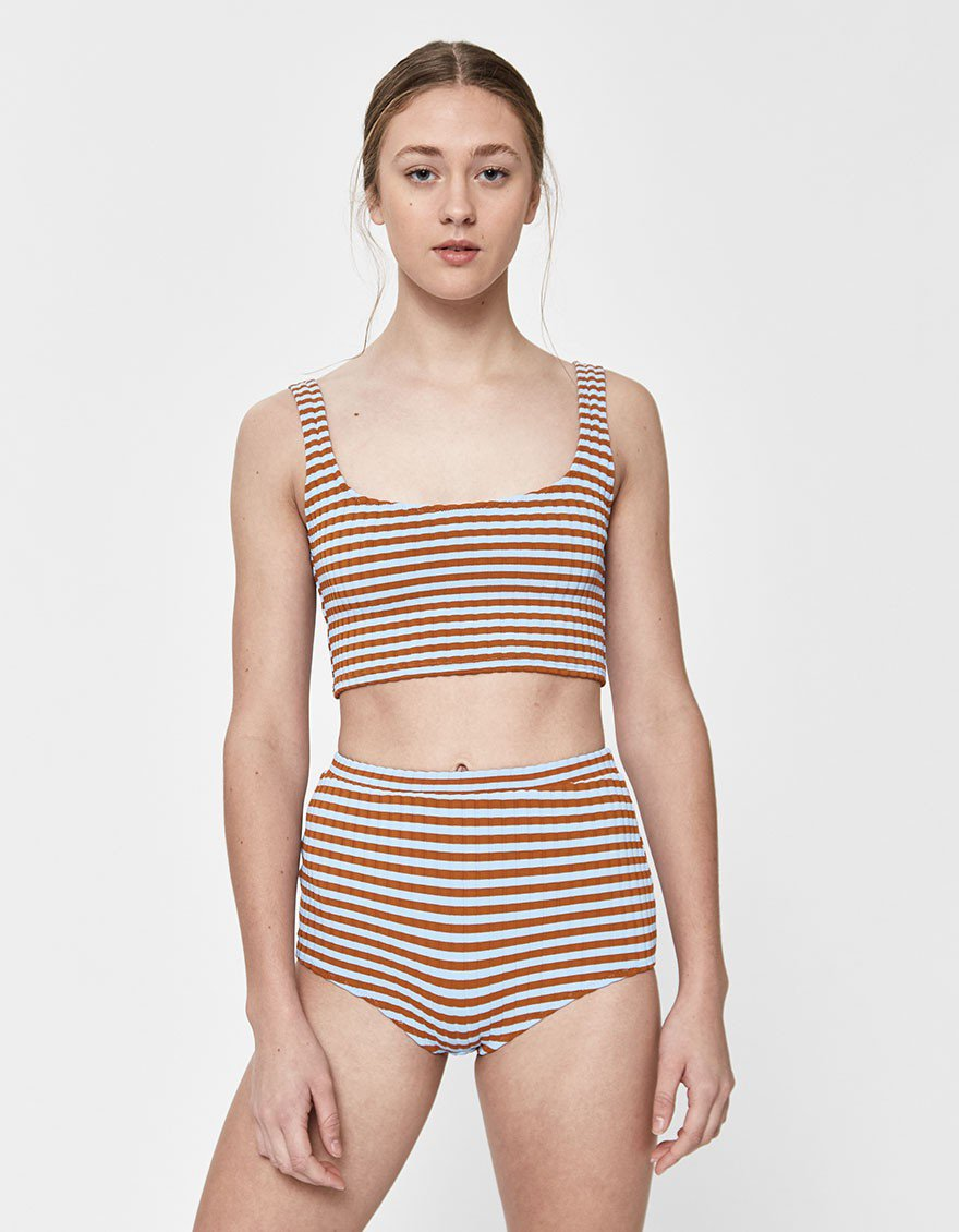 366bdf976e New Swimsuit Trends 2019 Cool Bikini, One-Piece Styles