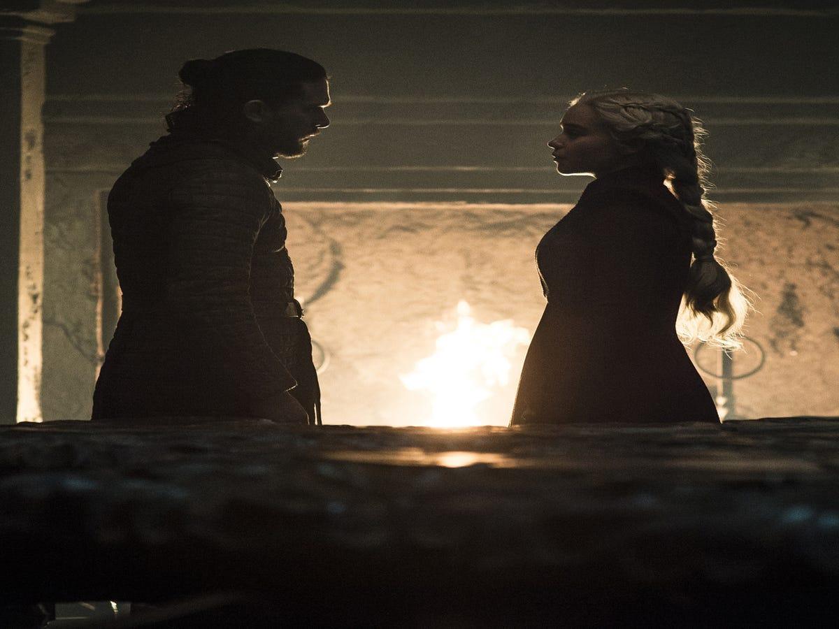 Daenerys Targaryen s Battle Braid Hides Game Of Thrones  Biggest Secrets